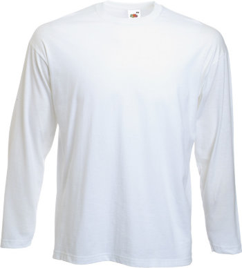 Fruit of the Loom® Langarm T-Shirt Value Weight