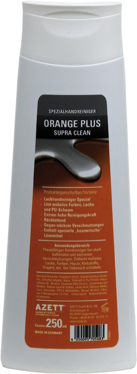 Orange Plus SupraClean Tube à 250 ml