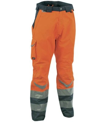 Cofra® Warnbundhose SAFE