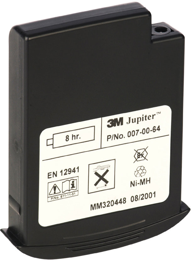 3M® Jupiter Batterie 4 Std.