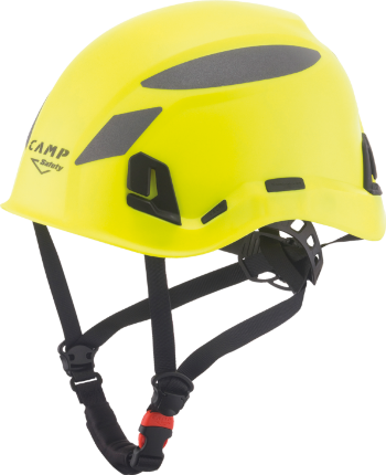 CAMP Safety® Hi-Vis Schutzhelm ARES