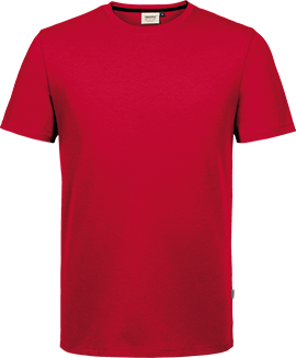 Hakro® T-Shirt Cotton-Tec 269 / rot