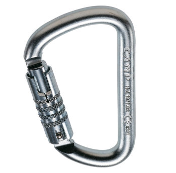 CAMP Safety® Karabiner D Pro 3Lock