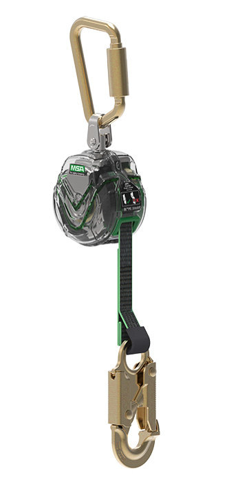 MSA Mini PFL 1,8 m mit Schnapphaken  - © MSA The Safety Company