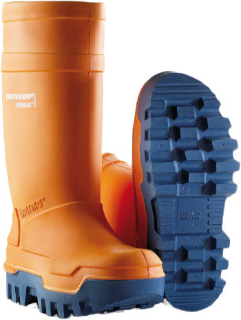 Baustiefel Dunlop Purofort Thermo+ (S5)