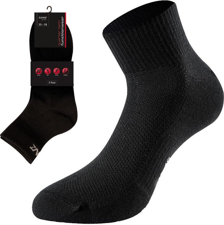 Sneaker Socken 3 er Pkg.