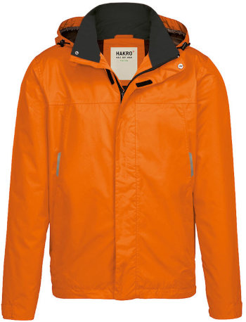 HAKRO Regenjacke 862 Connecticut, orange
