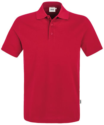 HAKRO Premium Polo 801 Pima-Cotton, rot