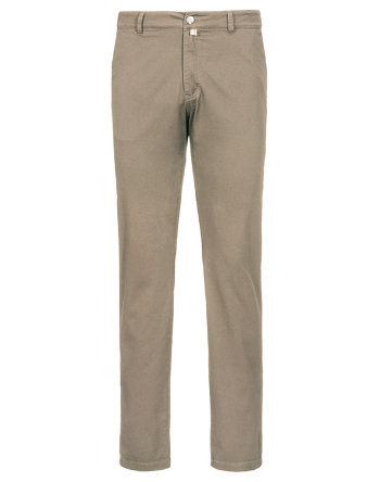 HAKRO Chinohose 721 Stretch, khaki