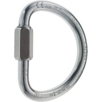 CAMP Safety® Verbinder D Quick Link ALU 12 mm