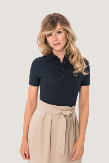 HAKRO Premium Damen Polo 201 Pima-Cotton