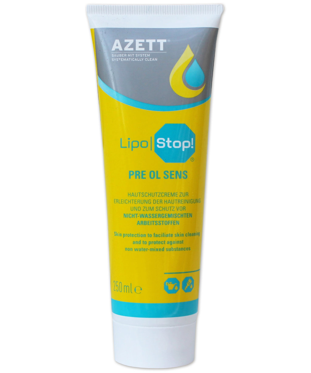 Azett LIPO STOP, Tube à 250 ml